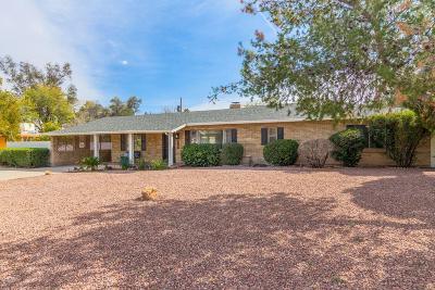 Tucson Single Family Home For Sale: 4034 E Burns Street