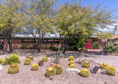 Tucson Single Family Home For Sale: 5325 E 6th Street