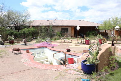 Cochise County Single Family Home Active Contingent: 1167 Madison Street