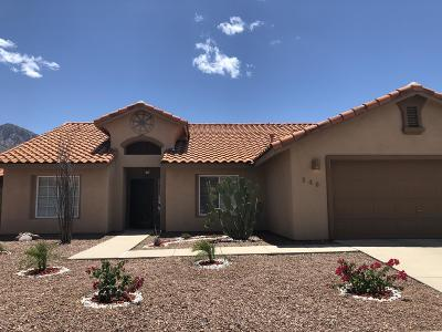 Oro Valley Rental For Rent: 346 E Streams Edge Place