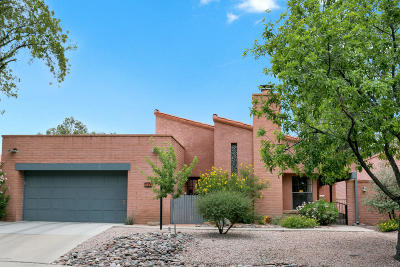 Tucson AZ Single Family Home For Sale: $395,000