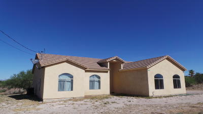 Rio Rico Single Family Home For Sale: 965 Circulo Tumbleweed