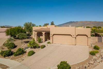 Tucson AZ Single Family Home For Sale: $349,500