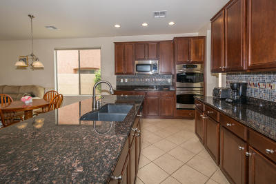 Sahuarita Single Family Home For Sale: 724 W Camino Tunera