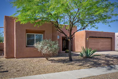 Tucson Single Family Home For Sale: 5541 W Cottonmouth Street