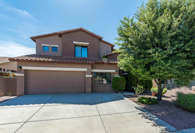 Sahuarita Single Family Home For Sale: 15254 S Avenida Rancho Sereno