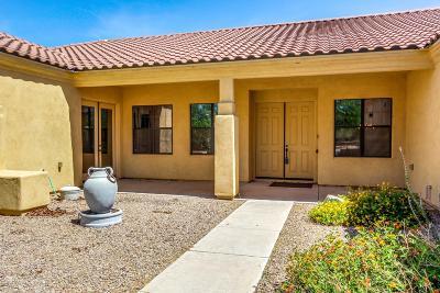 Tucson Single Family Home For Sale: 13012 W Summer Poppy Street