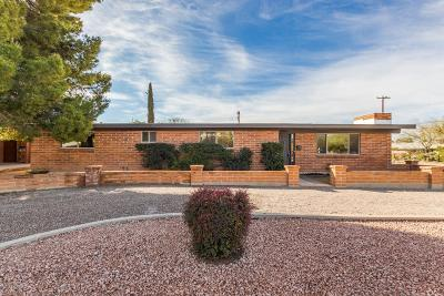 Tucson Single Family Home For Sale: 5302 E Linden Place