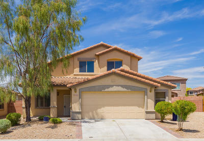 Tucson Single Family Home For Sale: 9141 S Whispering Pine Drive