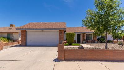 Tucson Single Family Home For Sale: 3281 W Coriander Drive