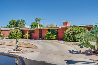 Tucson Single Family Home For Sale: 5202 E 3rd Street