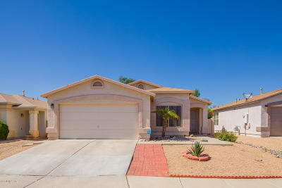 Tucson Single Family Home For Sale: 10179 E Sunset Meadow Place