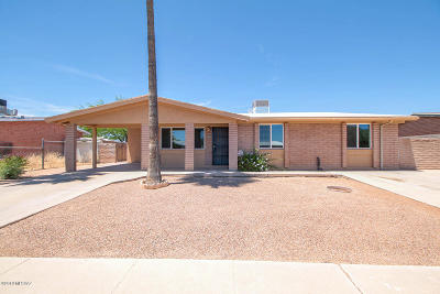 Tucson Single Family Home For Sale: 7022 S Oahu Avenue