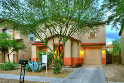 Tucson Single Family Home For Sale: 3213 N Surging Waters Place