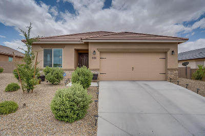 Marana Single Family Home For Sale: 11281 W Rock Art Drive