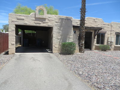 Tucson Townhouse For Sale: 1968 W Amy Drive