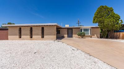 Tucson Single Family Home For Sale: 2102 S Camino Seco
