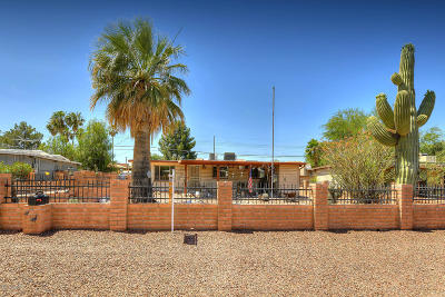Tucson Single Family Home For Sale: 4358 E 28th Street
