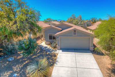 Tucson Single Family Home For Sale: 10446 E Chelan Street