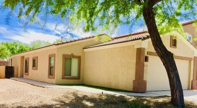 Sahuarita Single Family Home For Sale: 468 E Placita Rejilla