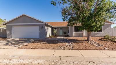 Tucson Single Family Home For Sale: 9948 E Adrianne Place