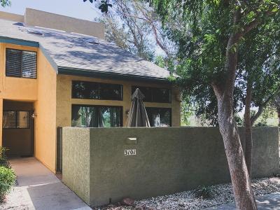 Tucson Townhouse For Sale: 3101 E Oasis De Palmeras