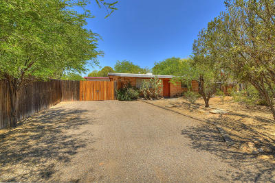 Tucson Single Family Home For Sale: 2543 E Lind Road