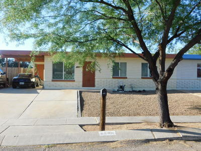 Tucson Single Family Home For Sale: 6549 E Victoria Street