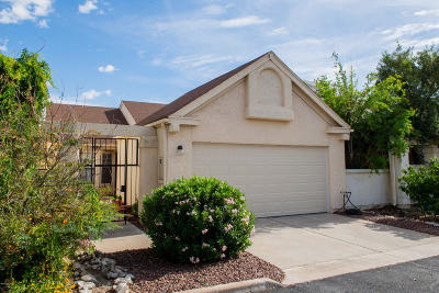 Tucson Single Family Home For Sale: 2955 W Katapa Trail