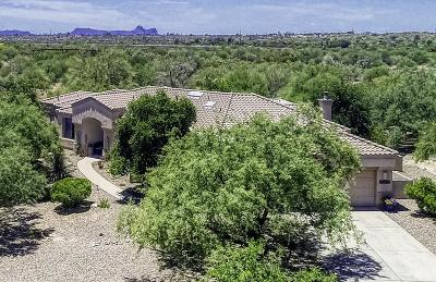 Oro Valley Single Family Home Active Contingent: 1050 W Saddlehorn Drive