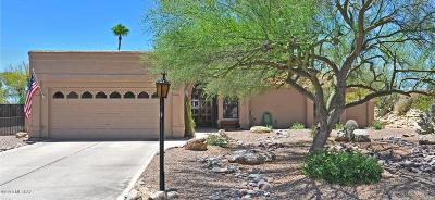 Tucson Single Family Home For Sale: 6479 E Calle De Mirar