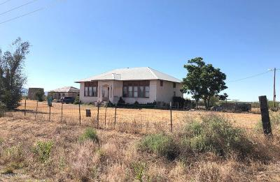 Cochise County Single Family Home For Sale: 4391 W Webb Road