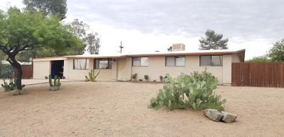 Tucson Single Family Home For Sale: 521 S Sherwood Village Drive