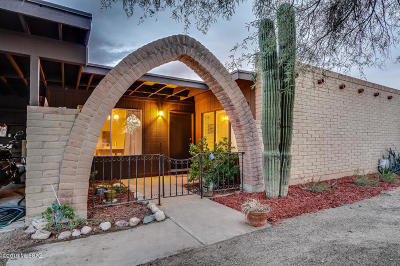 Tucson Single Family Home For Sale: 1521 W Dawn Drive