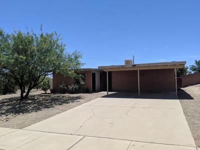 Tucson Single Family Home For Sale: 6784 N Positano Way