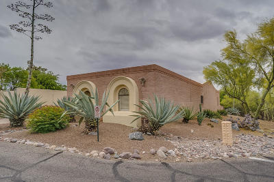 Tucson Single Family Home For Sale: 4220 E Pontatoc Canyon Drive