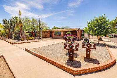 Tucson Single Family Home For Sale: 5140 E Rosewood Street