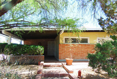 Tucson Single Family Home For Sale: 520 N Bahamas Drive