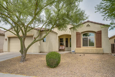 Tucson Single Family Home For Sale: 7993 N Wayward Star Drive