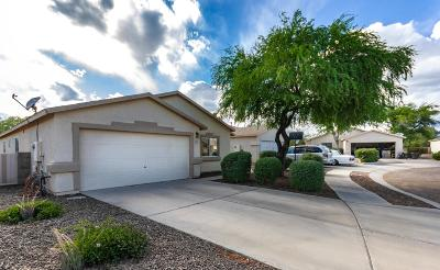Tucson AZ Single Family Home For Sale: $204,500