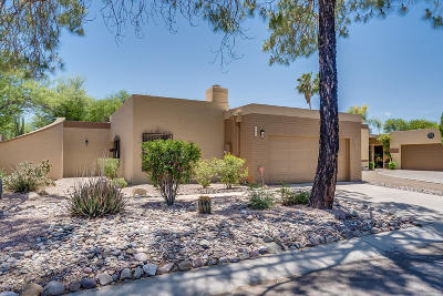 Pima County, Pinal County Single Family Home Active Contingent: 1884 N Ranch Drive