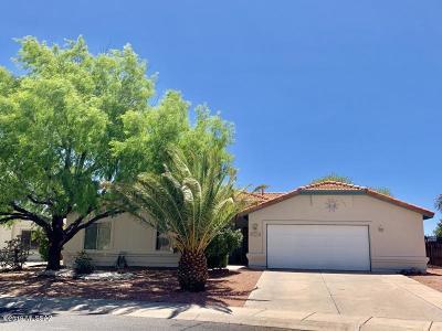 Sierra Vista Single Family Home For Sale: 3112 Mountain Ridge Drive