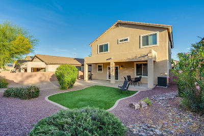 Sahuarita Single Family Home For Sale: 520 W Corte Calza
