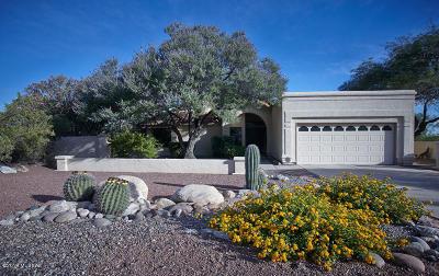 Tucson Single Family Home For Sale: 6314 E Calle De Mirar