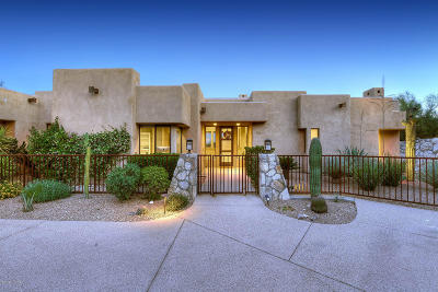 Pima County Single Family Home For Sale: 5761 N Campbell Avenue