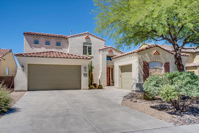 Sahuarita Single Family Home For Sale: 533 E Via Puente De Las Rosas