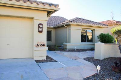 Saddlebrooke Single Family Home For Sale: 37796 S Golf Course Drive