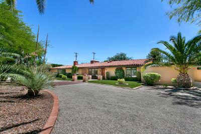 Pima County Single Family Home For Sale: 6126 E Miramar Drive