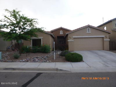 Pima County Single Family Home For Sale: 8409 N Crested Quail Drive