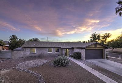 Tucson Single Family Home For Sale: 6141 N Curry Avenue